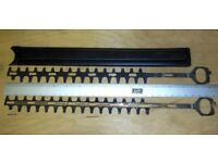 Bosch Hedge Trimmer Blades parts # 2 607 009 911 & Sleeve