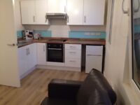 Modern 1 Bed Flat near Brighton Station. Inc Council Tax and Water