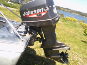 25 Hp. Johnson OutBoard Motor