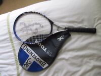 Browning Ti Tour Tennis racket, hardly used.