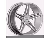 "19"" Veeman VFS 2 Alloy wheels &Tyres LEON, A4 A3 MK2 MK3 VW Passat, Jetta, Golf MK5, MK6, MK7,Caddy"
