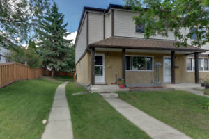 Affordable 3 bed Townhome with 2 Parking stalls! Pet Friendly!