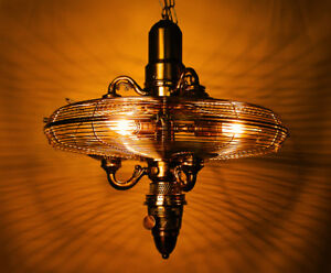 One-of-a-Kind, Designer-direct, Classic to Steampunk Fixtures