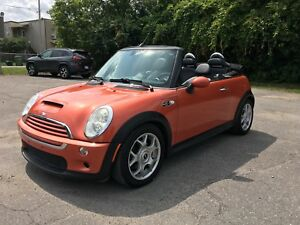 2006 MINI COOPER/S CONVERTIBLE *EXTREMELY CLEAN* SAFETY INCL...