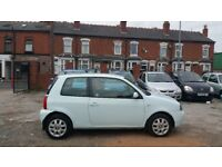 seat arosa 2003 . 1cc . MOT 1 year.