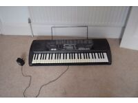 Casio CTK-700 61-Key Portable Keyboard with Mic Input