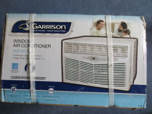 NEW GARRISON AIR CONDITIONER  6050BTU