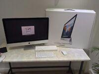"""Apple iMac 27"""" Late-2015 5k Retina 3.2GHz Quad Core i5 1TB Fusion Drive R9 M390"""