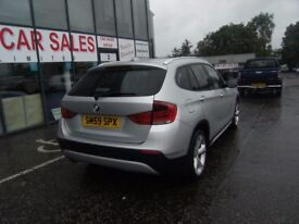 2010 59 BMW X1 2.0 XDRIVE18D SE 5D 141 BHP **** GUARANTEED FINANCE **** PART EX WELCOME ****