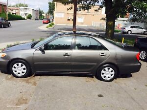 2004 TOYOTA Camry LE 4cylinder 2199$
