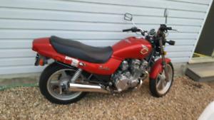 1991 Honda CB750 Nighthawk