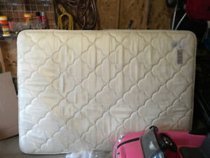 double size mattress good condition