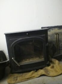Cleanburn multifuel inset stove