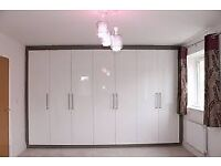 fittedwardrobes,fittedfurneture,fittedbedrooms,studyandy, home office,kitchen,loftwardrobes,tv units