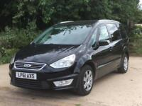 Ford Galaxy 2.0TDCi (140ps) Powershift Automatic 2012 Zetec 142k with history.