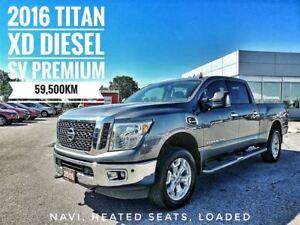 2016 Nissan Titan XD SV Premium Navi  FREE Delivery