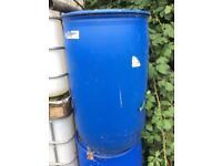 Water butt / water barrel