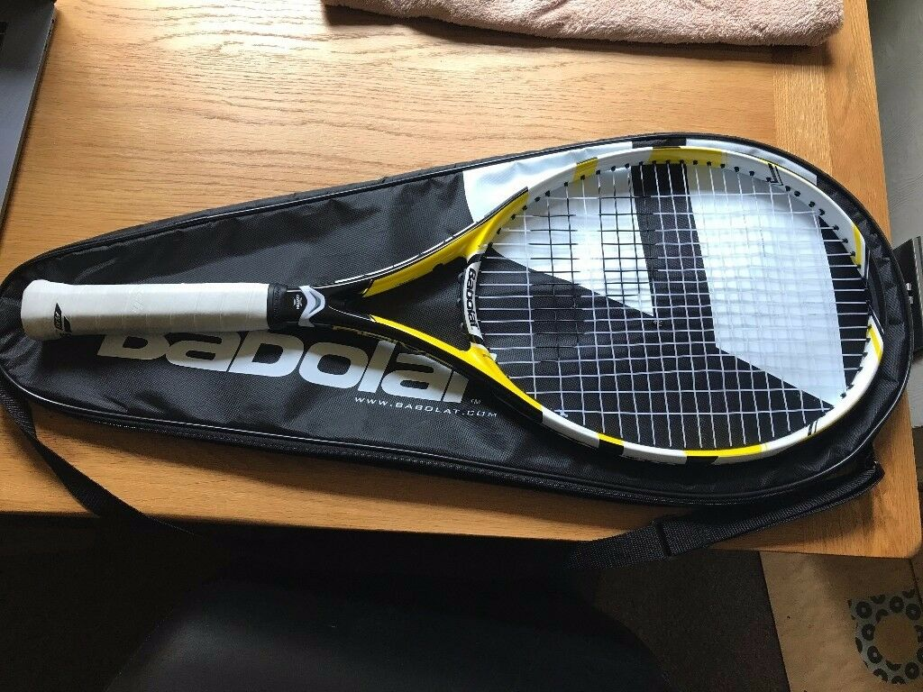 Babolat Drive tennis racket AS NEW condition