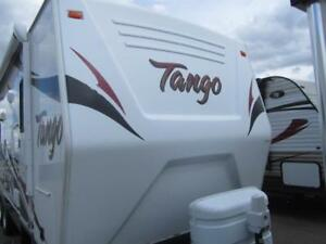 2011 28 FT PACIFIC COACHWORKS TANGO 249BHRS TRAVEL TRAILER
