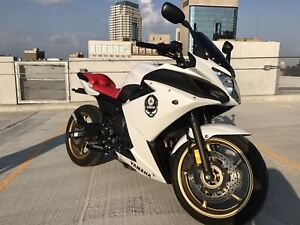 2010 Yamaha FZ6R **Safetied** Mint Condition**