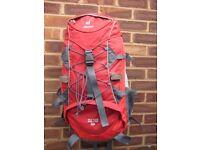 Deuter ACT Lite SL 45 +10 Rucksack in Red
