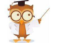 Tutor/EFL Teacher/Childcare available August and September