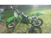 kmx dirt bike