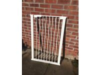 Extra tall stair gate
