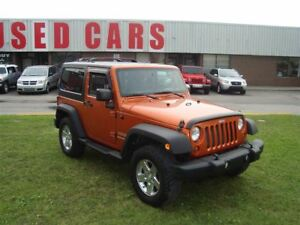 2011 Jeep Wrangler Sport ~ HARD & SOFT TOP ~ 6 SPEED MANUAL ~