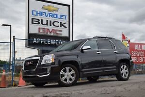2016 GMC Terrain AWD, NAV, CHROME PACKAGE, REMOTE START