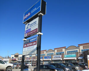 Busy Retail Space Available in the Heart of Red Deer