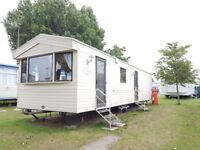 Own your own static caravan by the beach in Essex