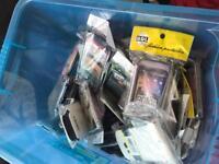 MIXED BOX OF PHONE CASES & SCREEN PROTECTORS