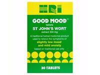 HRI Good Mood Tablets 30 Tablets