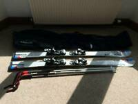 Salomon Streetracer Ski's 157cm