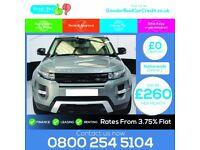 Land Rover Range Rover Evoque good or bad car credit / finance
