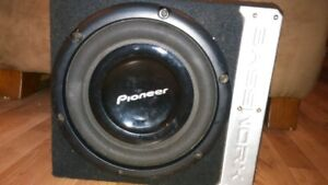 "10"" PIONEER SUBWOOFER FOR SALE"