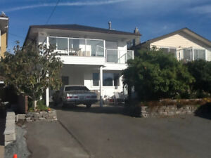 3 BR White Rock Ocean View Home - Furnished - Available Nov 1