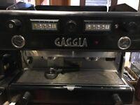 Gaggia D90 Coffee Machine
