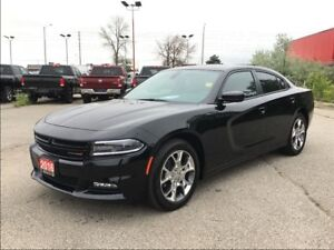 2016 Dodge Charger SXT**AWD**SUNROOF**NAV**BLUETOOTH**