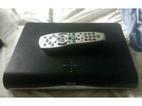 Sky+hd and remote control