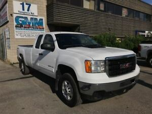 2011 GMC SIERRA 2500HD SLE Extended Cab Long Box 4x4