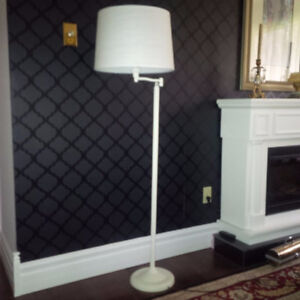 Small Space Living Floor Lamp