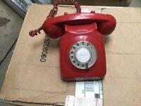 BT/GPO retro telephone