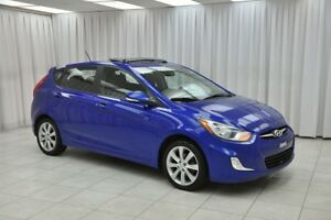 2012 Hyundai Accent GLS 6SPD 5DR HATCH w/ BLUETOOTH, HEATED SEAT