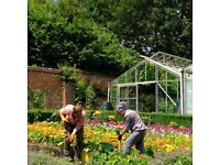Permanent Part Time Gardener required for beautiful Victorian Walled Garden