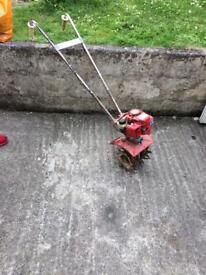 Mantis rotavator