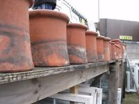 Many Different Shapes & Style Chimney Pots For Sale. Lovely Ornaments For The Garden (Start At £20)