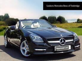 Mercedes-Benz SLK SLK200 BLUEEFFICIENCY AMG SPORT (black) 2013-03-22