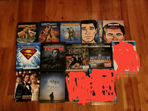 Bunch Of Blu Rays For Sale!